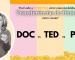 Doc, Ted, Pix