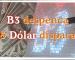 Porque uma notícia faz a Bolsa B3 despencar e o Dólar disparar
